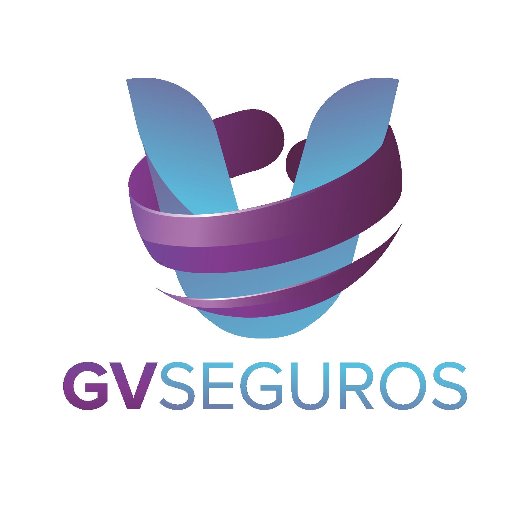 Logotipo de GV Seguros